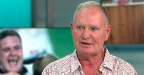 Paul Gascoigne praised by GMB fans after impressing with 'healthy' look