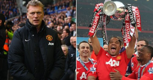 Man Utd stars turned on David Moyes quickly and joked 'Bebe's won more than you'