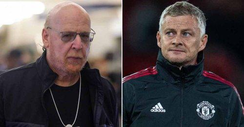 Man Utd chiefs 'considering sacking Solskjaer' before Tottenham clash