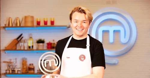 Masterchef crowns Tom Rhodes winner as chef plans to carve out cookery empire