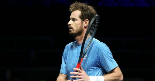 Andy Murray channels his inner Ron Burgundy with hilarious San Diego makeover