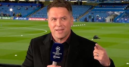 Sir Alex Ferguson told Michael Owen about striker transfer plan on phone call