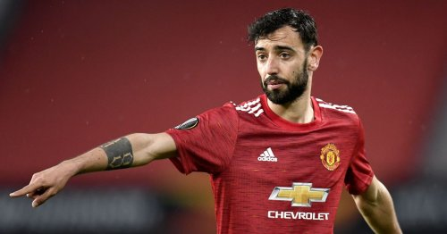 Man Utd star Bruno Fernandes names the best nine players in the Premier League