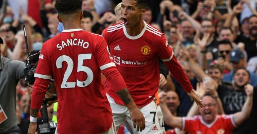 Man Utd's promising change in style set to benefit Sancho and Ronaldo