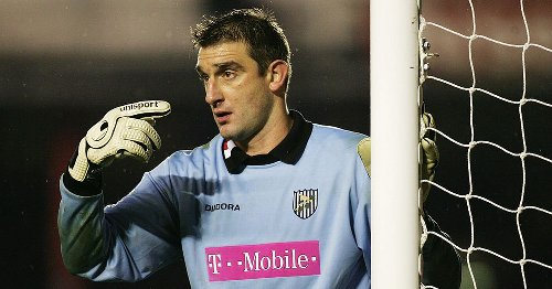 Ex-West Brom keeper Russell Hoult was banned after 'wearing club kit to orgy'