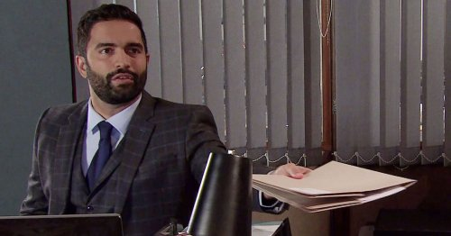 Corrie's Toyah suspects Imran's been cheating as Sabeen hints at blackmail