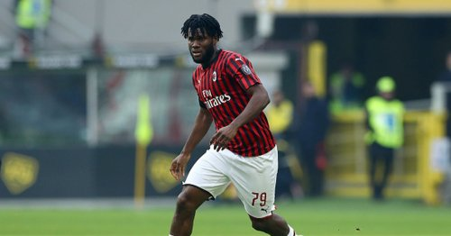 Liverpool offer Kessie '£7m-a-year deal' but may struggle to sign AC Milan star