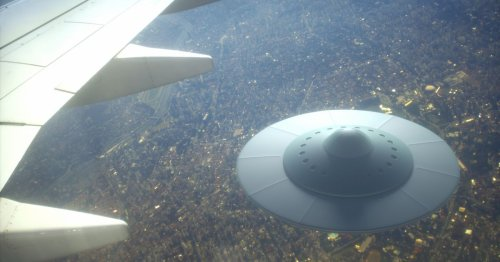From Roswell to Ancient Egypt - Incredible UFO sightings dating back centuries