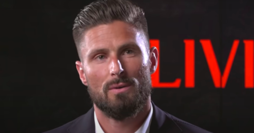 """Giroud and Sanchez in agreement over """"one of the best"""" Arsenal talents"""