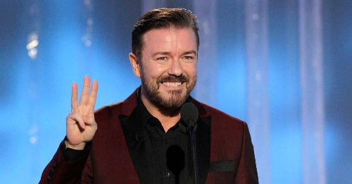 Ricky Gervais wants to become scientist to save planet after humans 'f***ed it'