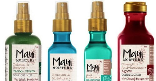 Home Bargains is selling Maui haircare products and the price starts from £1.99