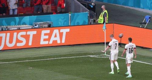 Kevin de Bruyne explains muted goal celebration during Denmark vs Belgium