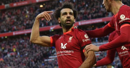 """Mohamed Salah """"without doubt the best in the world"""" says Liverpool icon Ian Rush"""