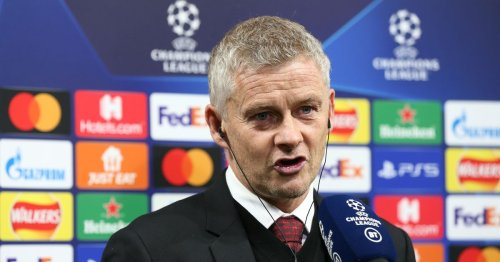 """Angry Solskjaer snaps at reporter and says """"don't disrespect"""" Man Utd players"""