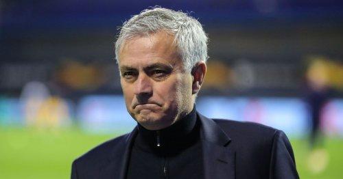 "Mourinho ""ship has sailed"" in Premier League after Tottenham sacking"
