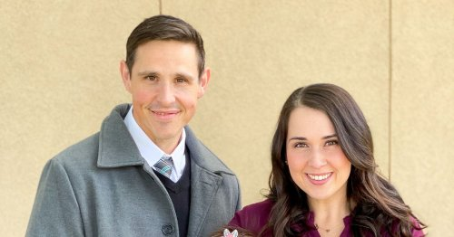 Couple lose 30st between them after struggling to conceive for 7 years