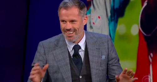 """Mbappe or Haaland joining Newcastle is """"fantasy"""", let alone Rice, says Carragher"""