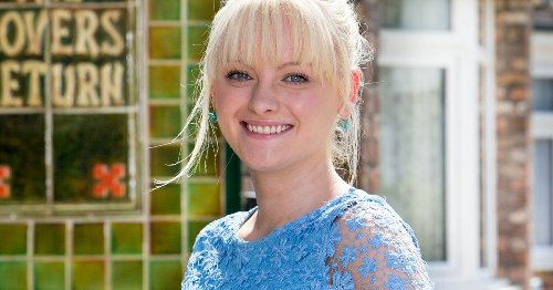 Ex-Corrie babe Katie McGlynn in major transformation as she joins Hollyoaks cast