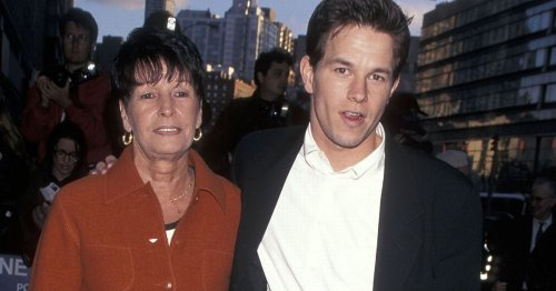Mark Wahlberg's mother Alma dies aged 78 as he pays tribute with sweet snap