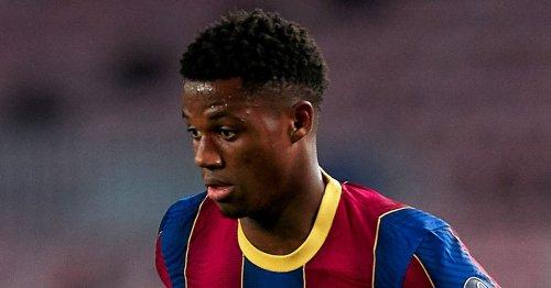 Seven best wonderkids in world football from Sporting ace to Barcelona sensation