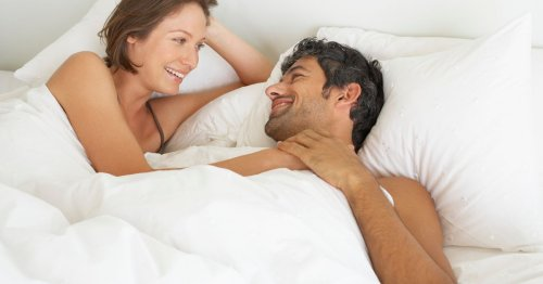 Couples are going wild for Erotic V sex position as it hits the G-spot