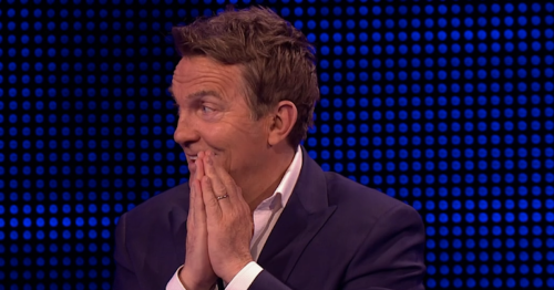 Bradley Walsh speechless as Amanda Lamb talks about her underwear on The Chase