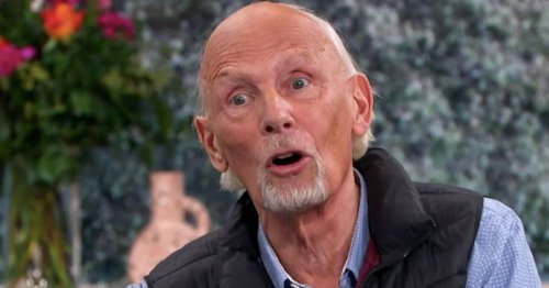 This Morning fans in hysterics as Paul Nicholas, 76, shows off rapping skills