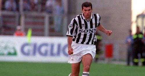 Newcastle turned down £1.2m Zinedine Zidane transfer after scout's poor advice