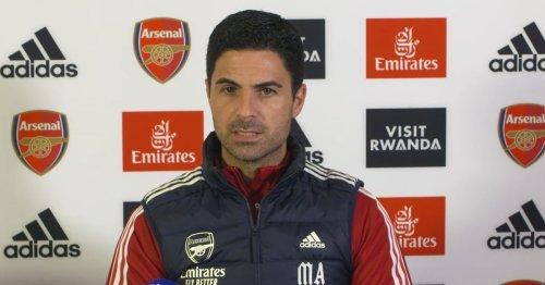 Arteta explains Arsenal stance on Lacazette sale as contract runs down