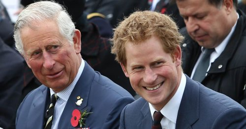 Harry said he could 'talk with Charles for hours' in unearthed clip before rift