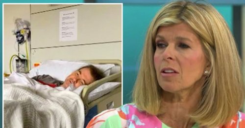 Kate Garraway's husband Derek Draper 'still effectively in a coma'
