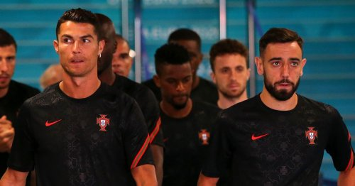 """Bruno Fernandes plays down Cristiano Ronaldo as """"most valuable"""" Portugal player"""