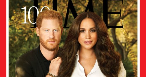 Harry and Meghan 'publicity ravenous and needed good PR' from Time photoshoot