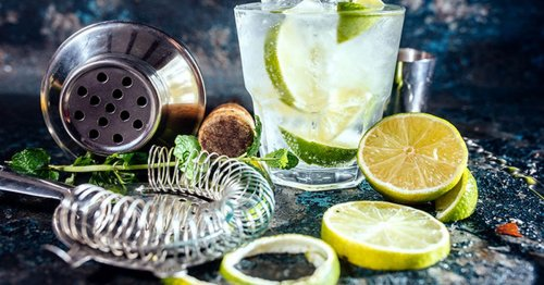 Celebrate World Gin & Tonic Day by whipping up these delicious cocktails at home