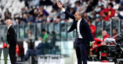 """Foul-mouthed Allegri screams """"f*** sake, you play for Juve"""" as giants draw"""
