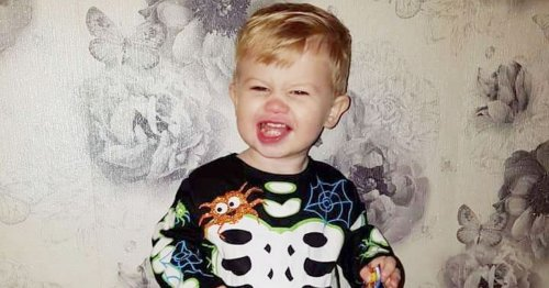 Boy, 4, diagnosed with rare inoperable brain tumour after mum noticed lazy eye