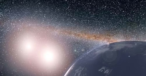 Alien bombshell as scientists find double-sun planets that 'could support life'