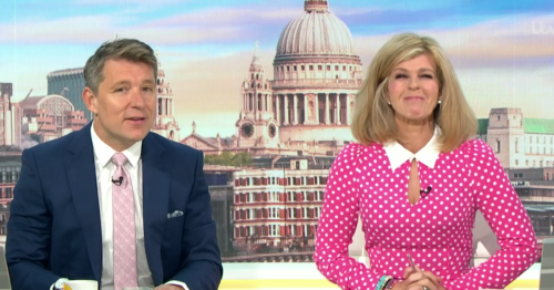 GMB hit with technical blunder as guest suddenly gets cut off during interview