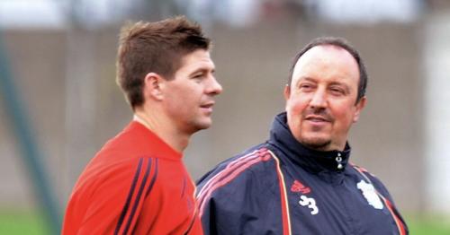 Gerrard's definitive response to ex-Liverpool boss Benitez joining Everton
