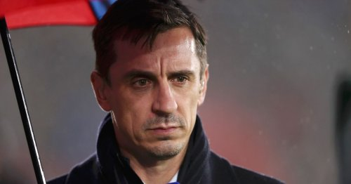 """Gary Neville hits out at """"really poor"""" Arsenal ownership and the Kroenke project"""