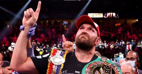 Tyson Fury denies Anthony Joshua is his biggest British heavyweight rival