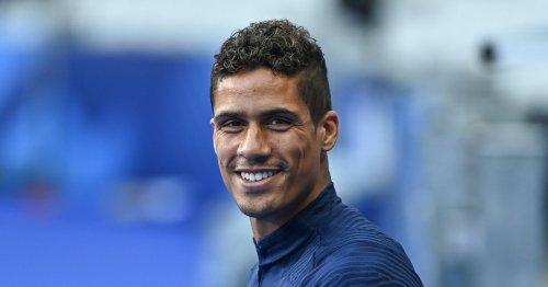 Man United agree Varane terms, Camavinga on radar and Dalot trains with squad