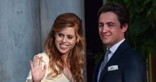 Princess Beatrice's husband shares rare family snap from holiday to Greece