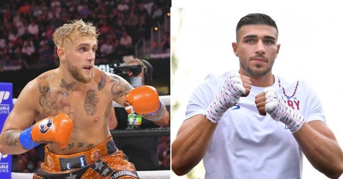 Tommy Fury warned 'boxing career will be over' if he loses to Jake Paul