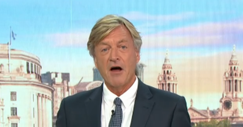GMB fans baffled as Richard Madeley makes awkward Africa gaffe in geography slip