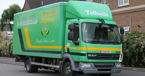 Girl, 2, in 'serious condition' after being hit by lorry on street