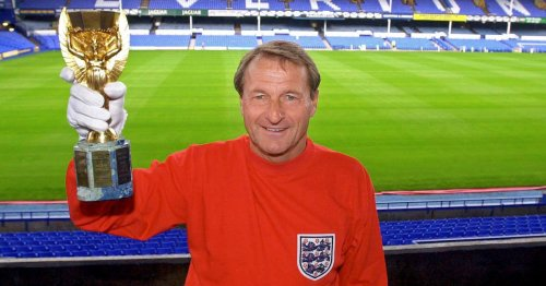 Liverpool legend and England World Cup winner Roger Hunt dies aged 83
