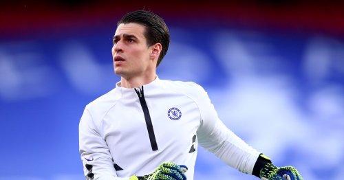 Kepa Arrizabalaga may soon end Chelsea nightmare with Juventus eyeing swoop