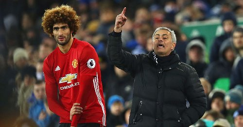 Most iconic football reunions as Jose Mourinho eyes Marouane Fellaini deal