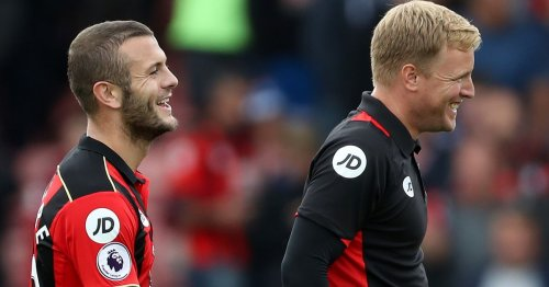Jack Wilshere 'would love' to sign for Newcastle if Eddie Howe becomes manager